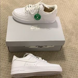 Air Force 1 low white '07